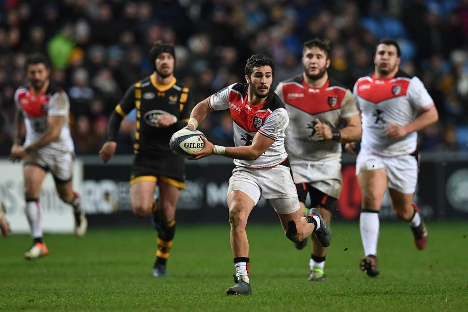 Rugby - Coupes d'Europe - Le Stade Toulousain vise «le match parfait»