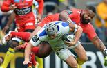Les notes de Clermont-Toulon