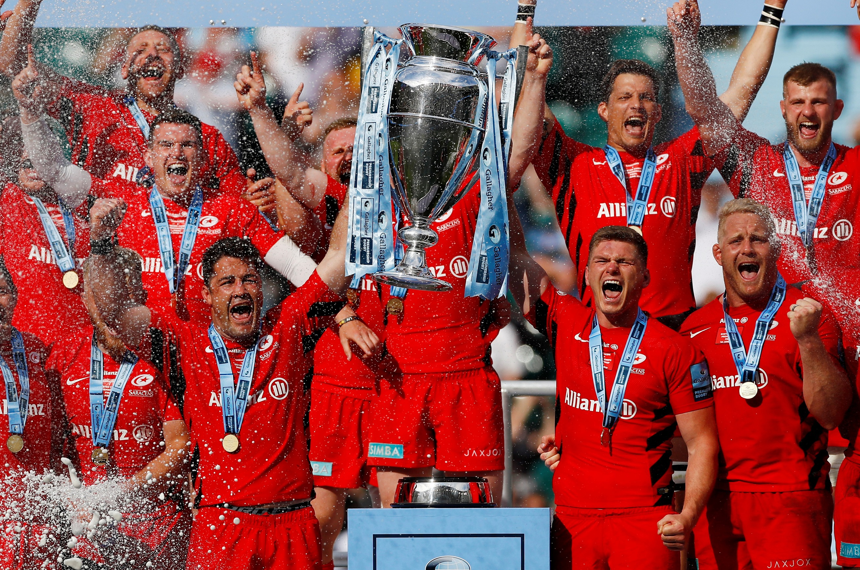 Rugby - Coupes d'Europe - Les Saracens, un champion d'Europe dans la tourmente