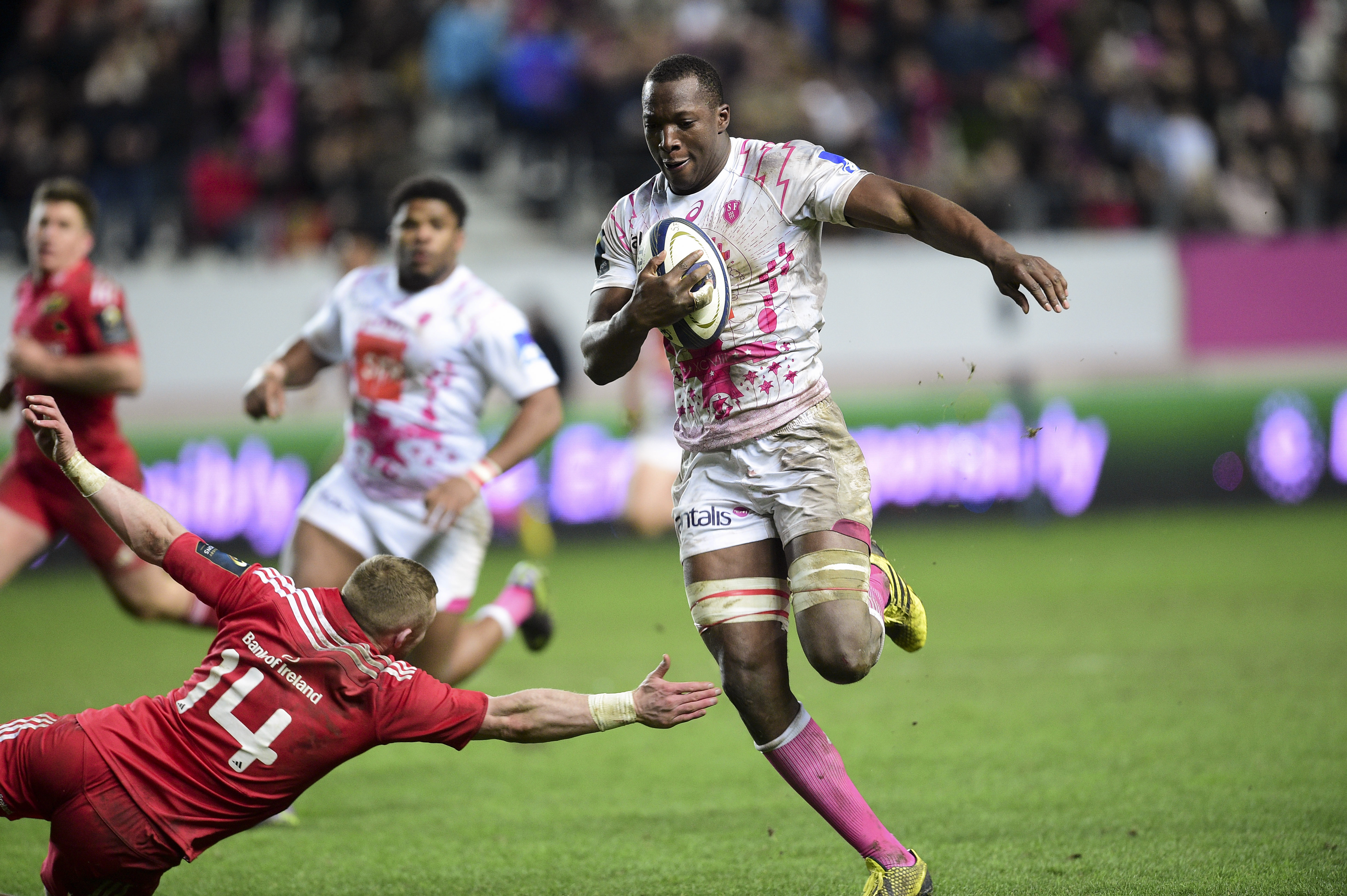 Macalou a crev l cran pour sa premi re europ enne coupes d 39 europe rugby - Resultat coupe d europe de rugby en direct ...
