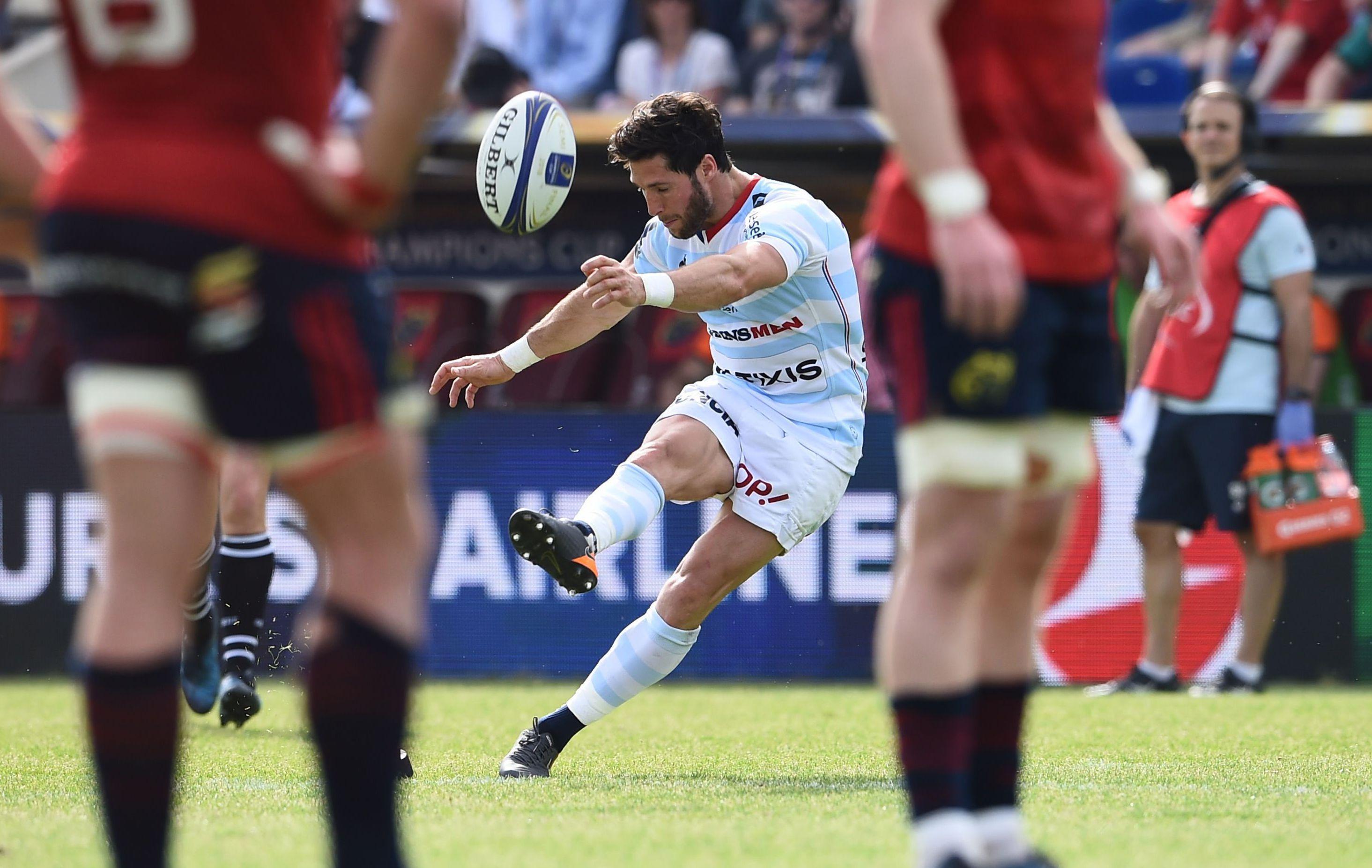 Rugby - Coupes d'Europe - Machenaud : «Le rugby, c'est un combat de boxe»