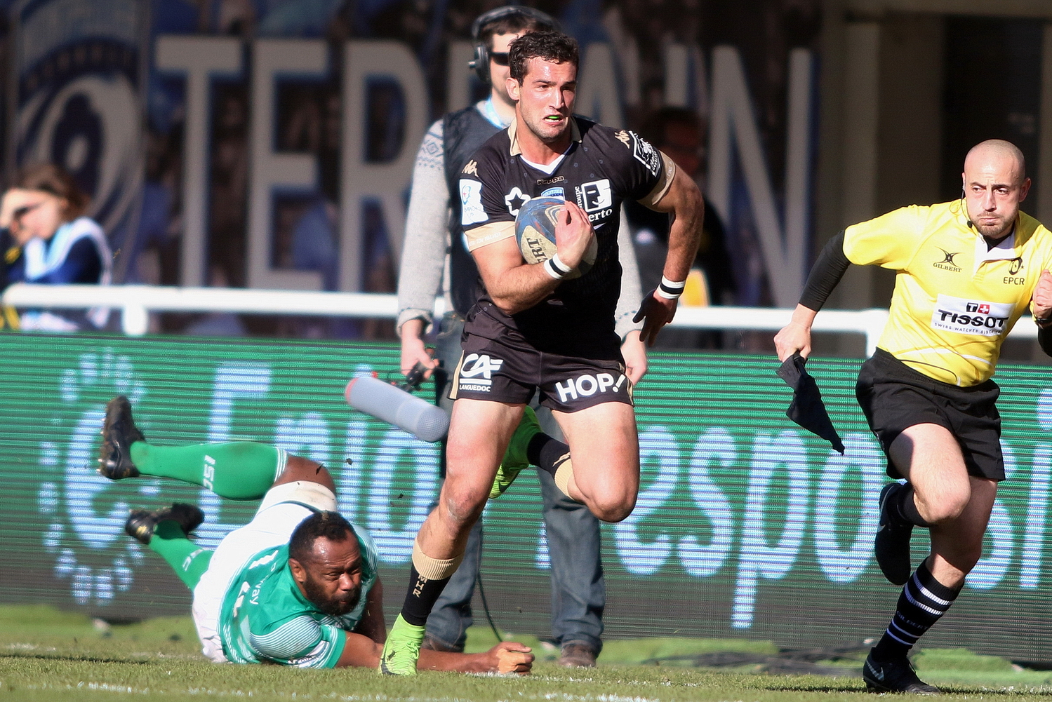 Rugby - Coupes d'Europe - Montpellier : enfin lancer sa saison à Edimbourg