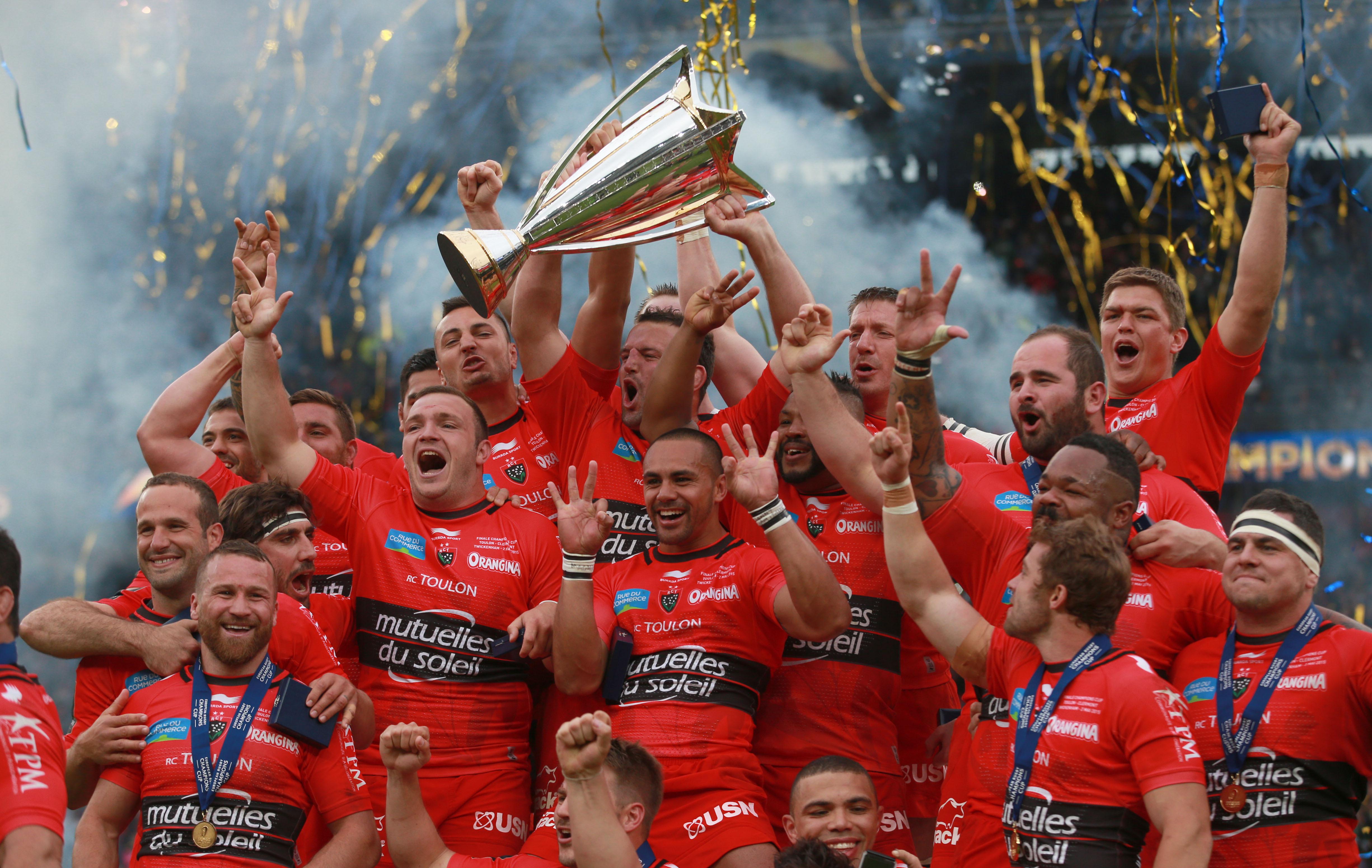 Rugby - Coupes d'Europe - Pas de statut d'exception pour Toulon
