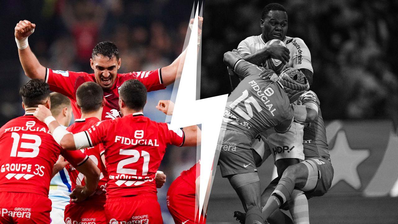 Rugby - Coupes d'Europe - Racing-Toulouse : les coups de coeur et coups de griffe de notre envoyé spécial