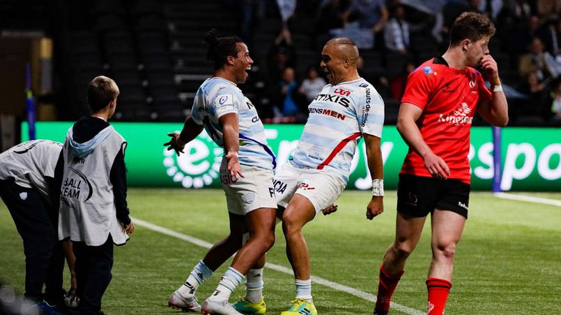 Rugby - Coupes d'Europe - Racing : Zebo s'excuse après son chambrage contre l'Ulster