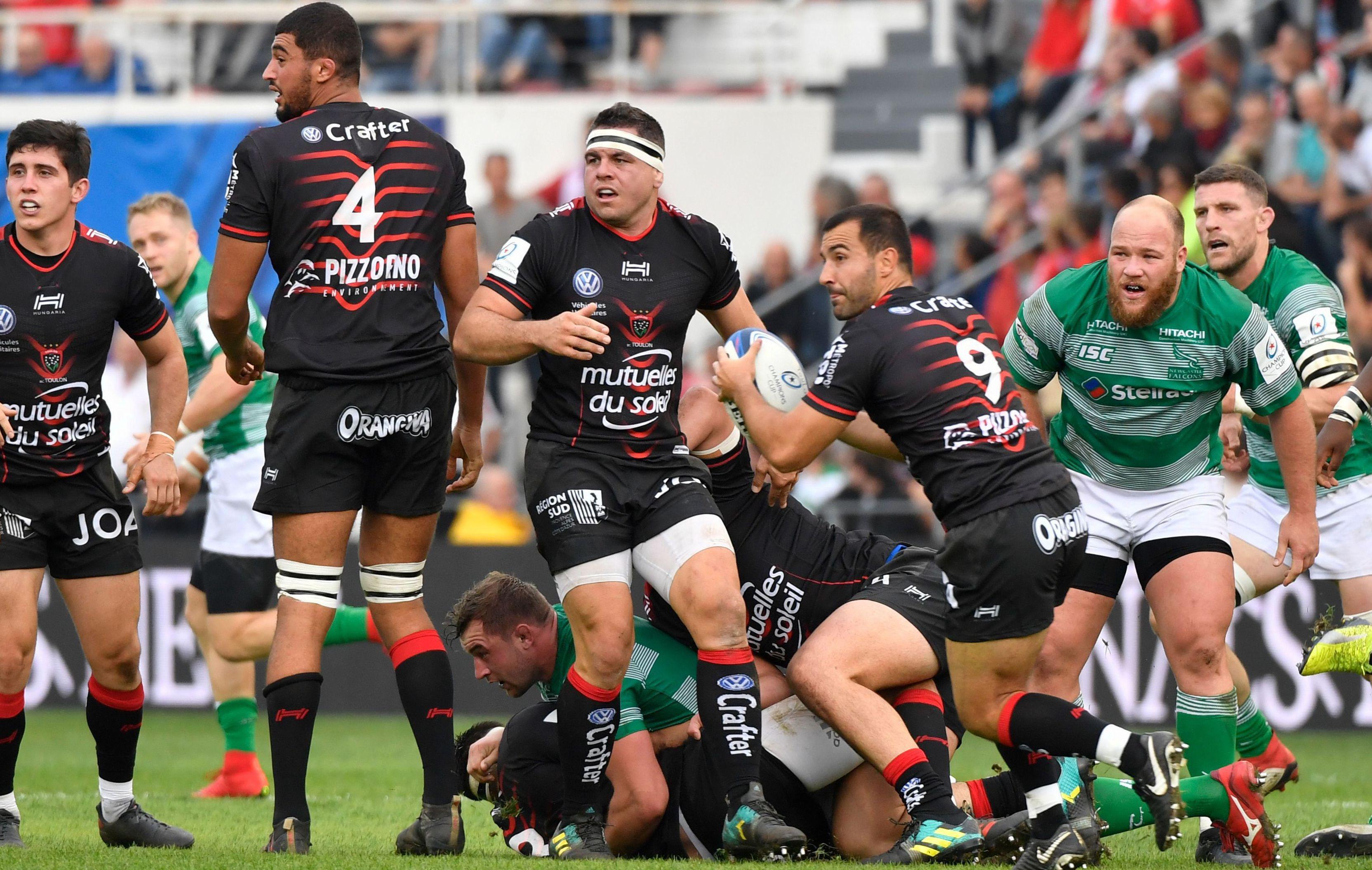 Rc toulon r sultats en berne mais optimisme forcen coupes d 39 europe rugby - Resultats rugby coupe europe ...