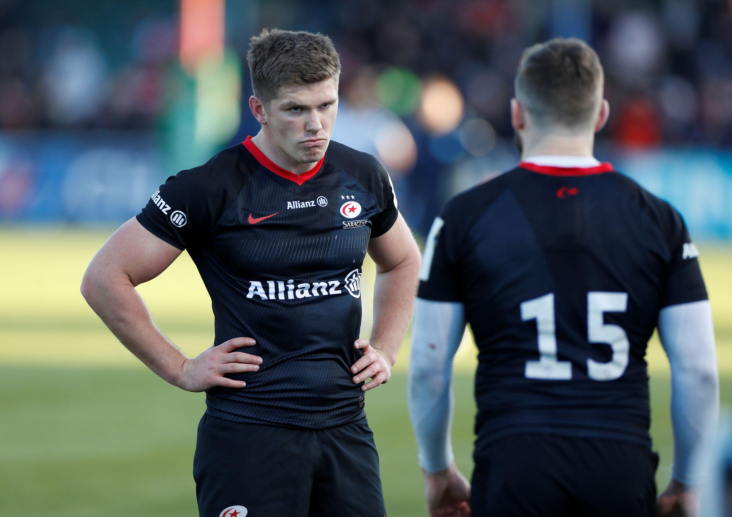 Rugby - Coupes d'Europe - Saracens : les derniers feux avant la liquidation