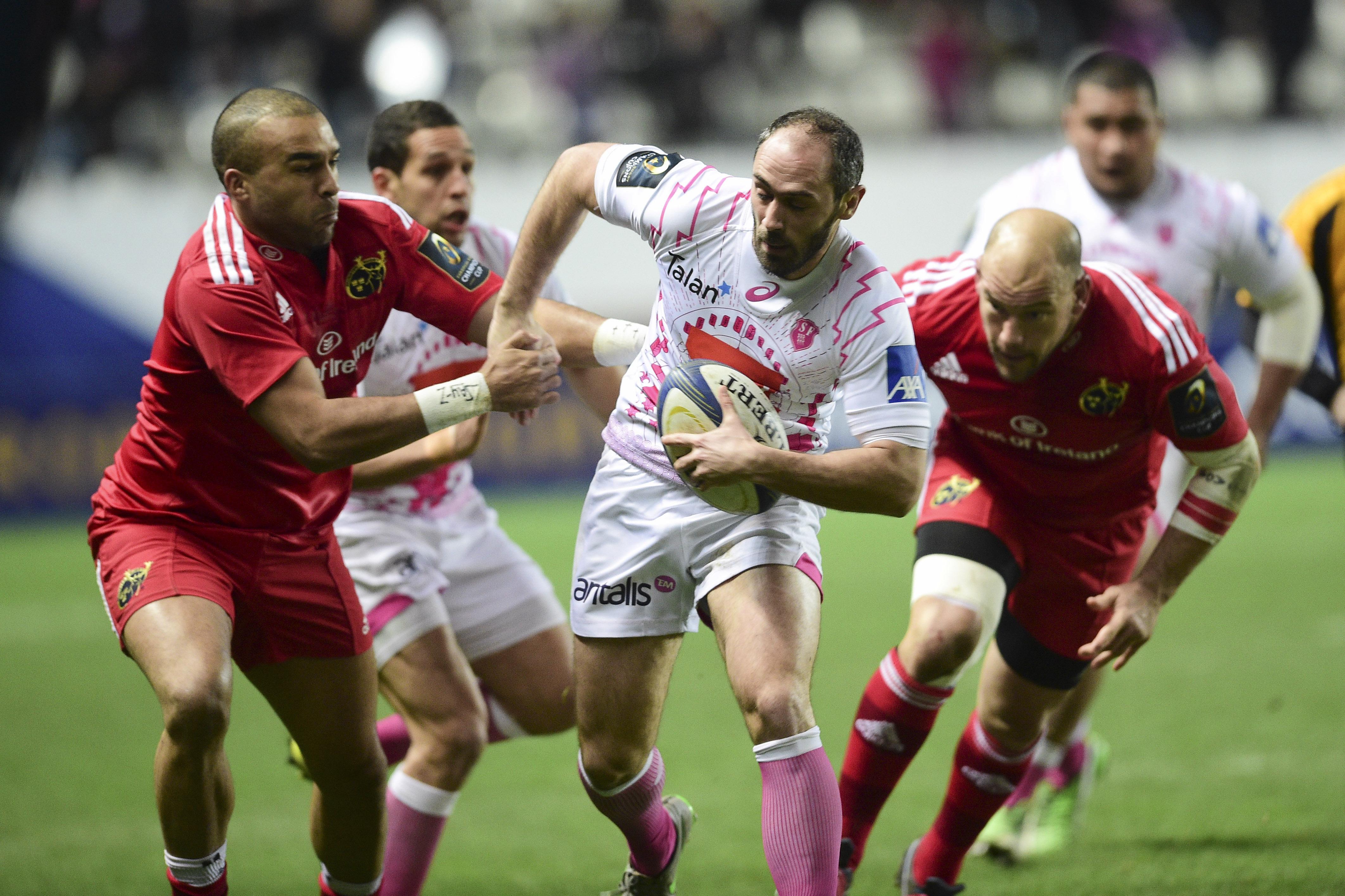Rugby - Coupes d'Europe - Stade Français : une embellie à confirmer