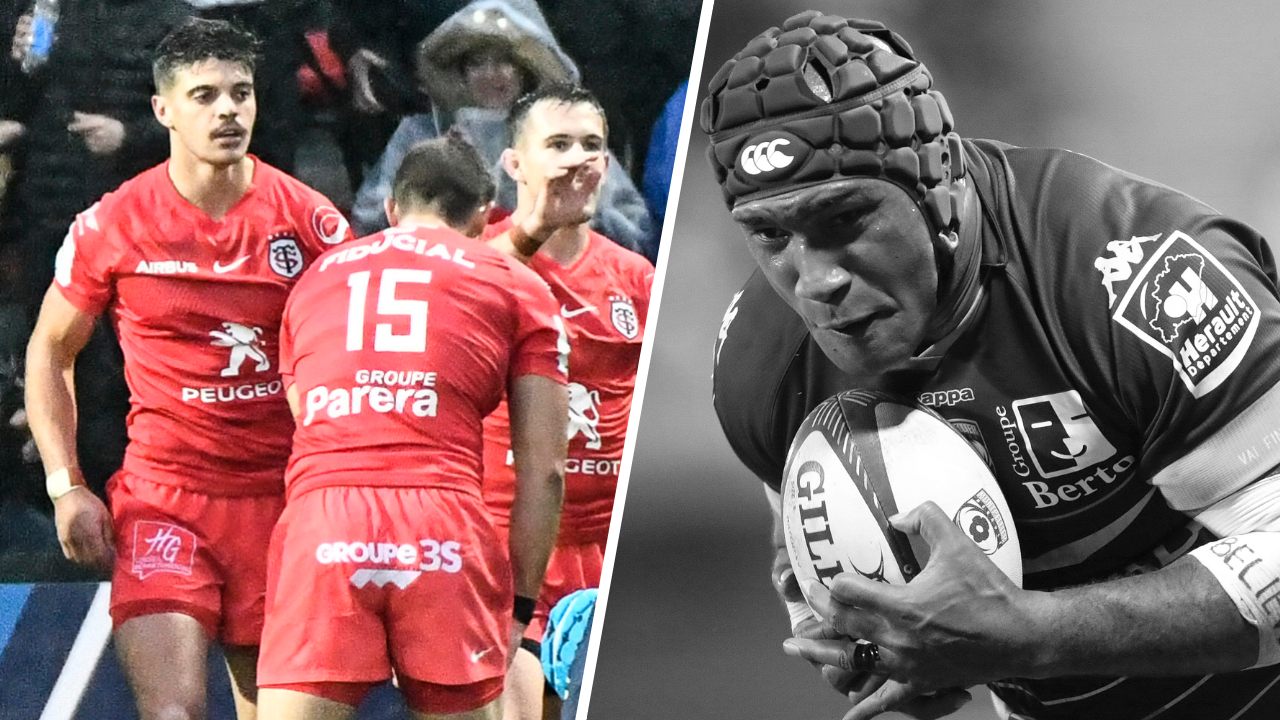 Rugby - Coupes d'Europe - TOPS/FLOPS TOULOUSE-MONTPELLIER : Ntamack clinquant, Nadolo transparent