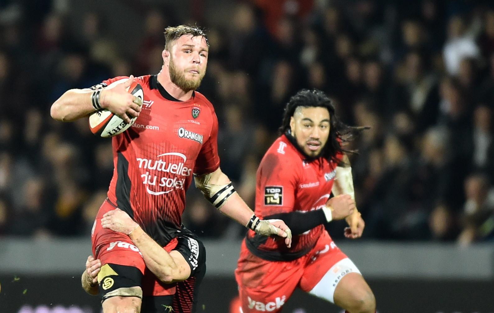 Rugby - Coupes d'Europe - Toulon : un projet de jeu (toujours) à l'état embryonnaire
