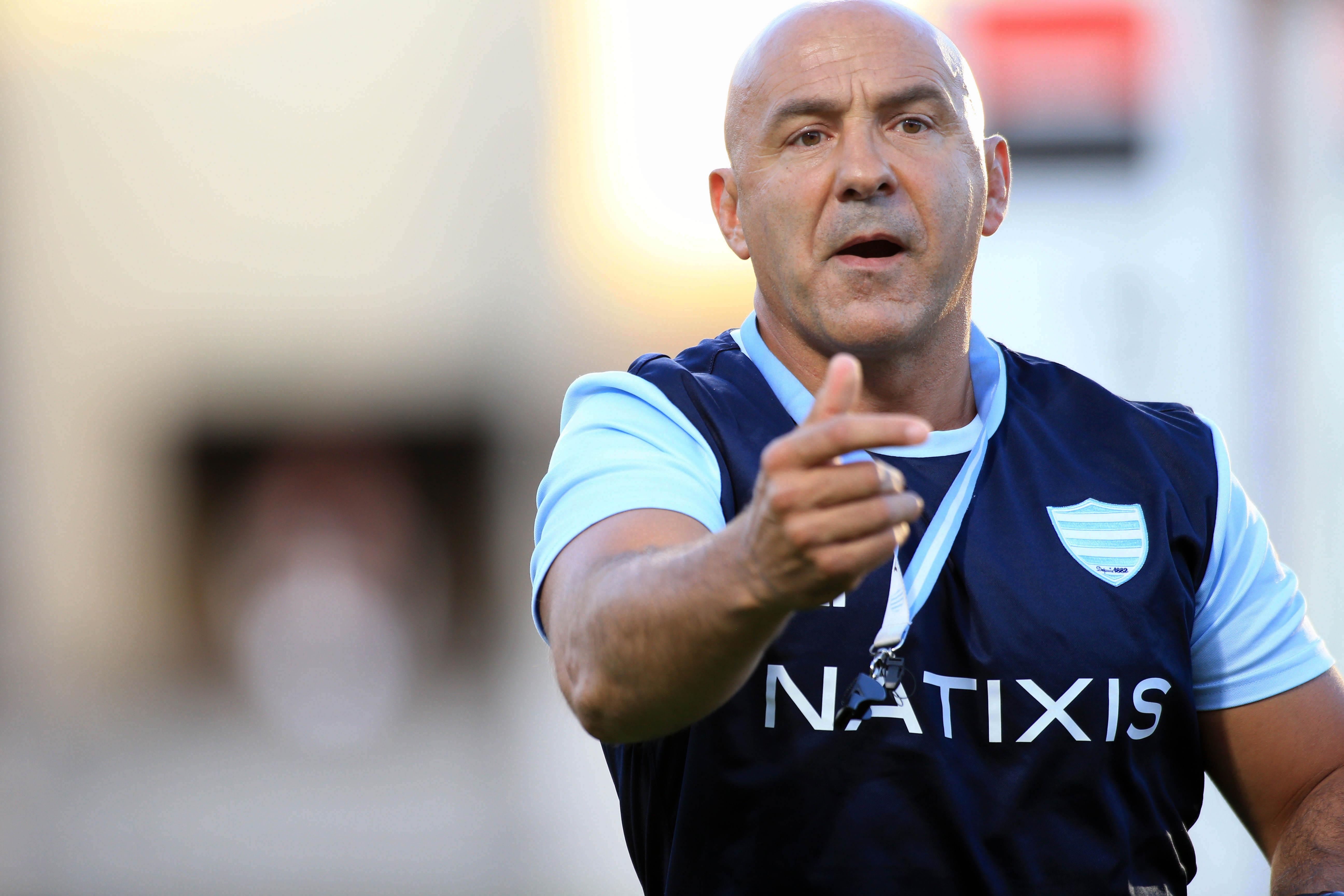 Rugby - Coupes d'Europe - Travers : «Le Racing a été affecté, on est des êtres humains»