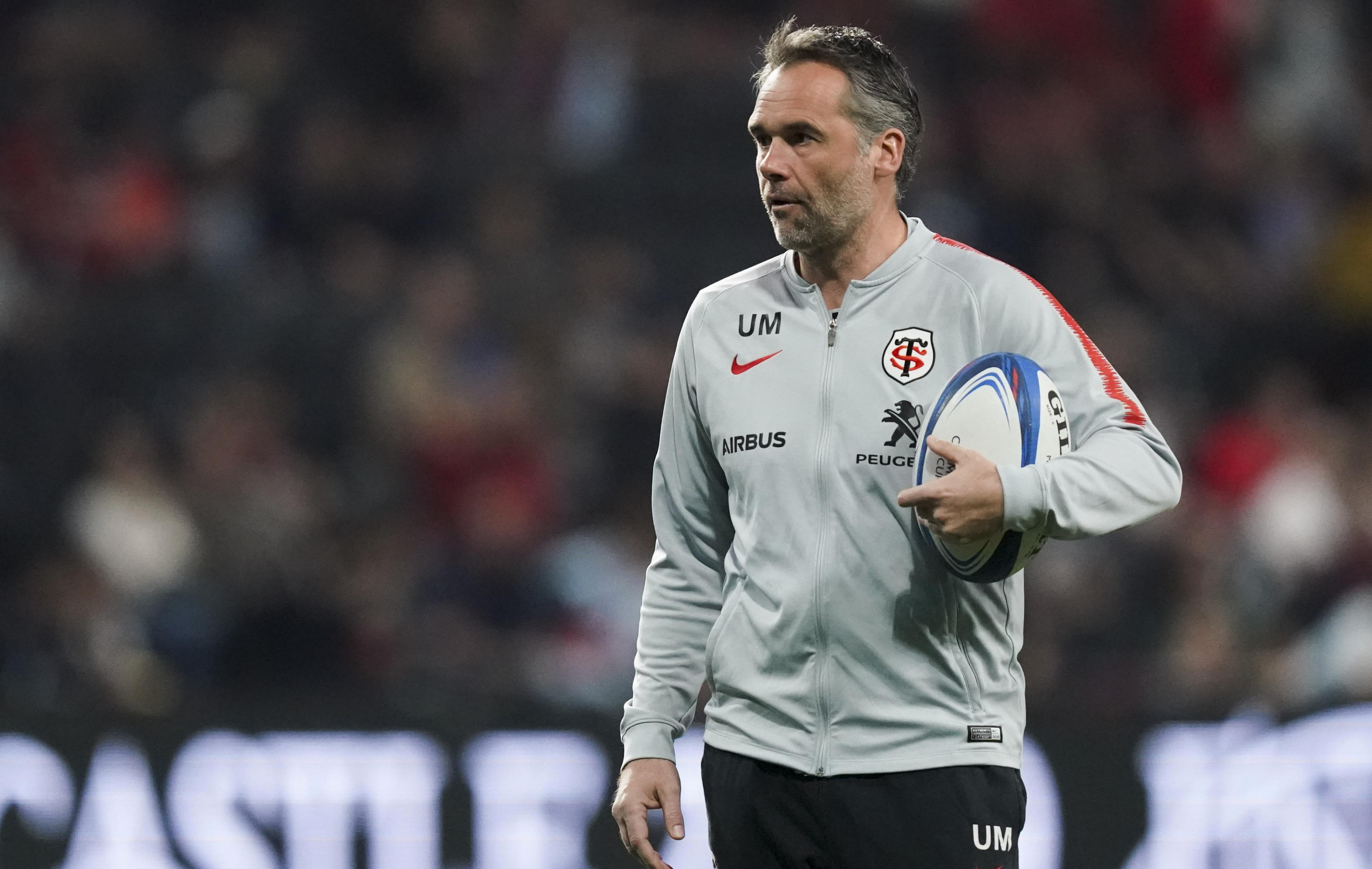 Rugby - Coupes d'Europe - Ugo Mola : «S'il y a un match parfait à sortir, c'est le moment»