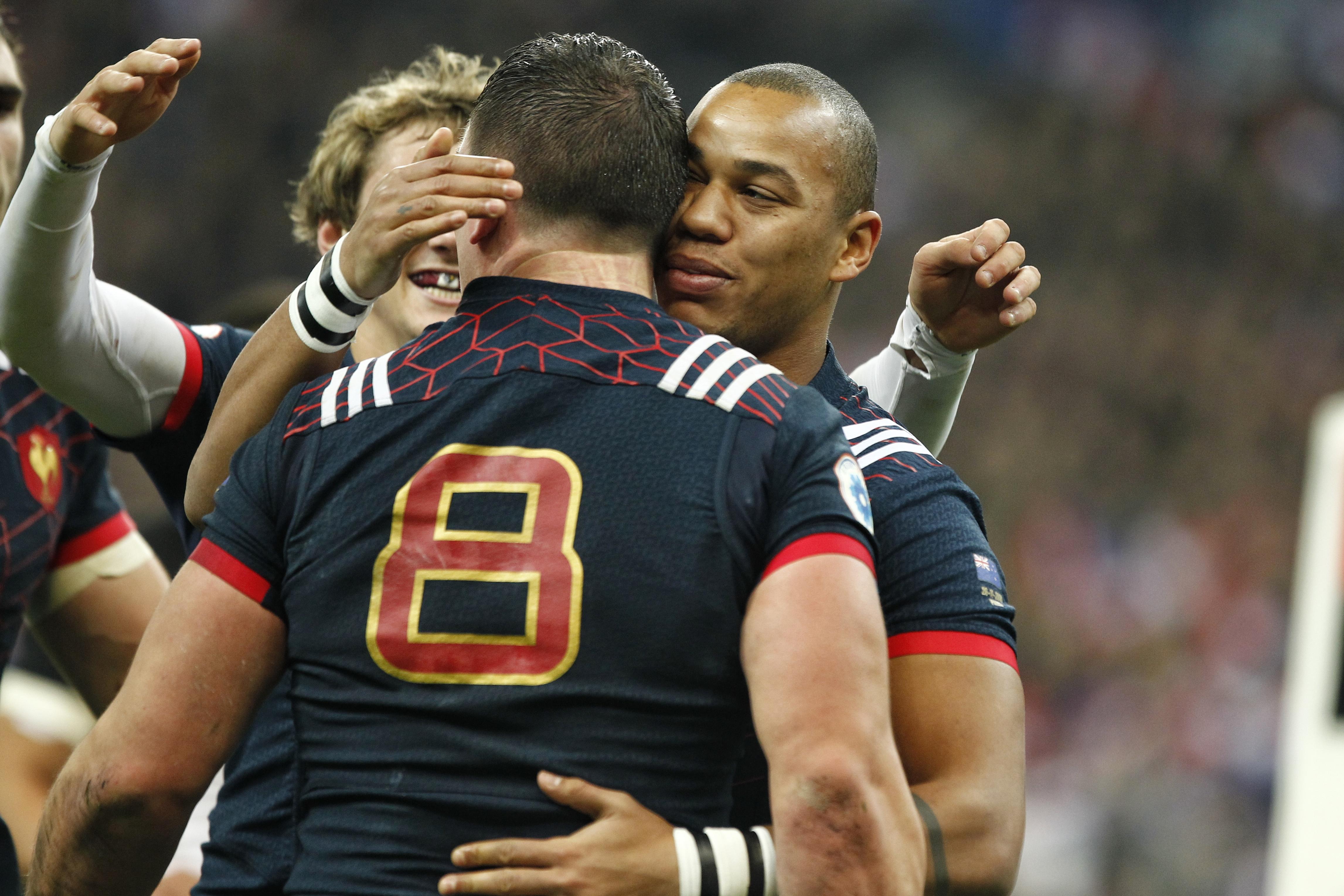 Rugby - France-All Blacks : les 15 meilleurs clichés des photographes du Figaro