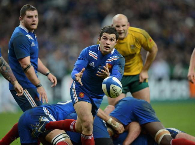 Rugby : Australie/France