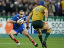 France-Australie, Michalak