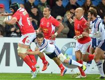 France-Tonga : Dulin s'arrache