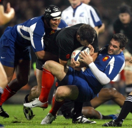 Dusautoir All Blacks 2006