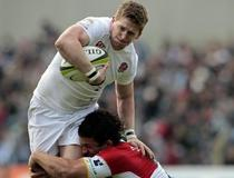 David Strettle – 31 ans - Angleterre - Clermont