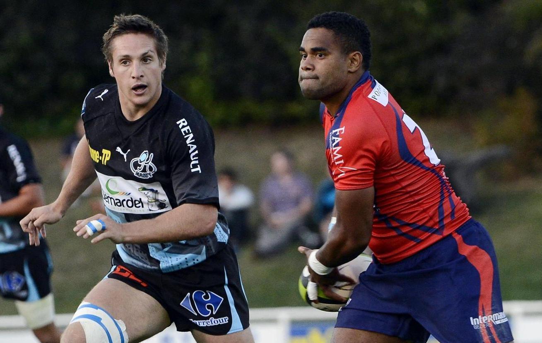 Rugby - Pro D2 - Béziers en démonstration, Carcassonne en perdition