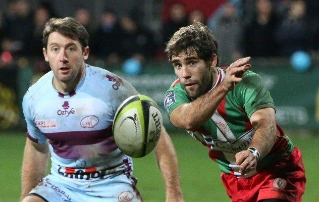 Rugby - Pro D2 - Biarritz peut à nouveau rêver de Top 14