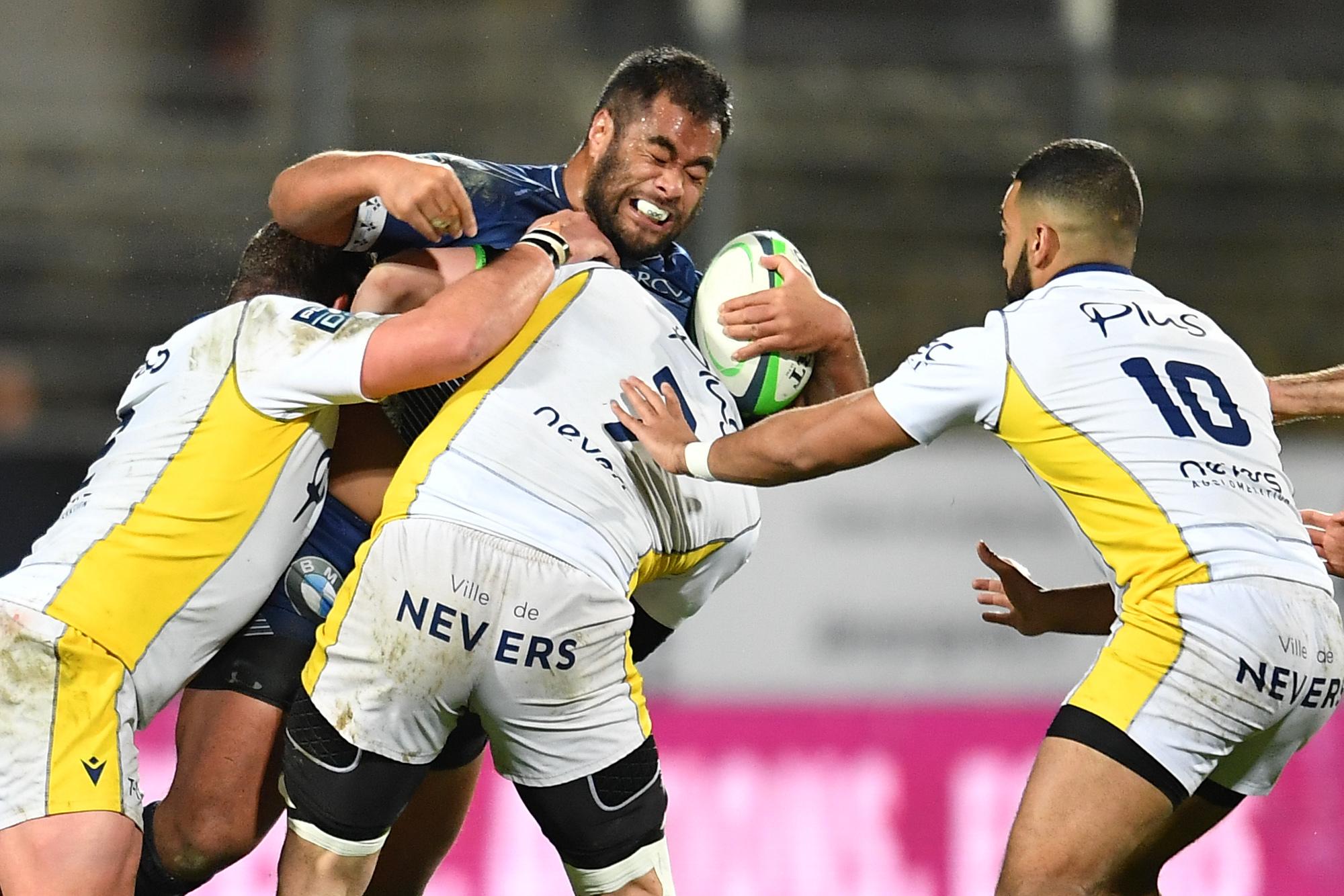 Rugby - Pro D2 - Pro D2 : le club de Nevers bascule en chômage total