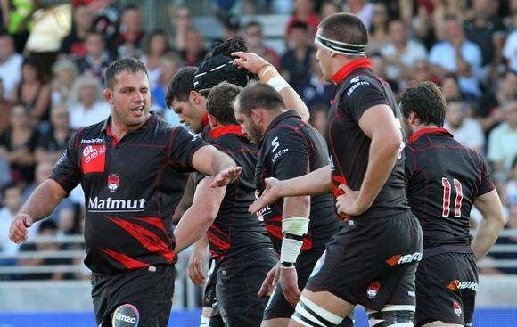 Rugby - Pro D2 - Pro D2 : Lyon est bien présent, Biarritz proche du néant
