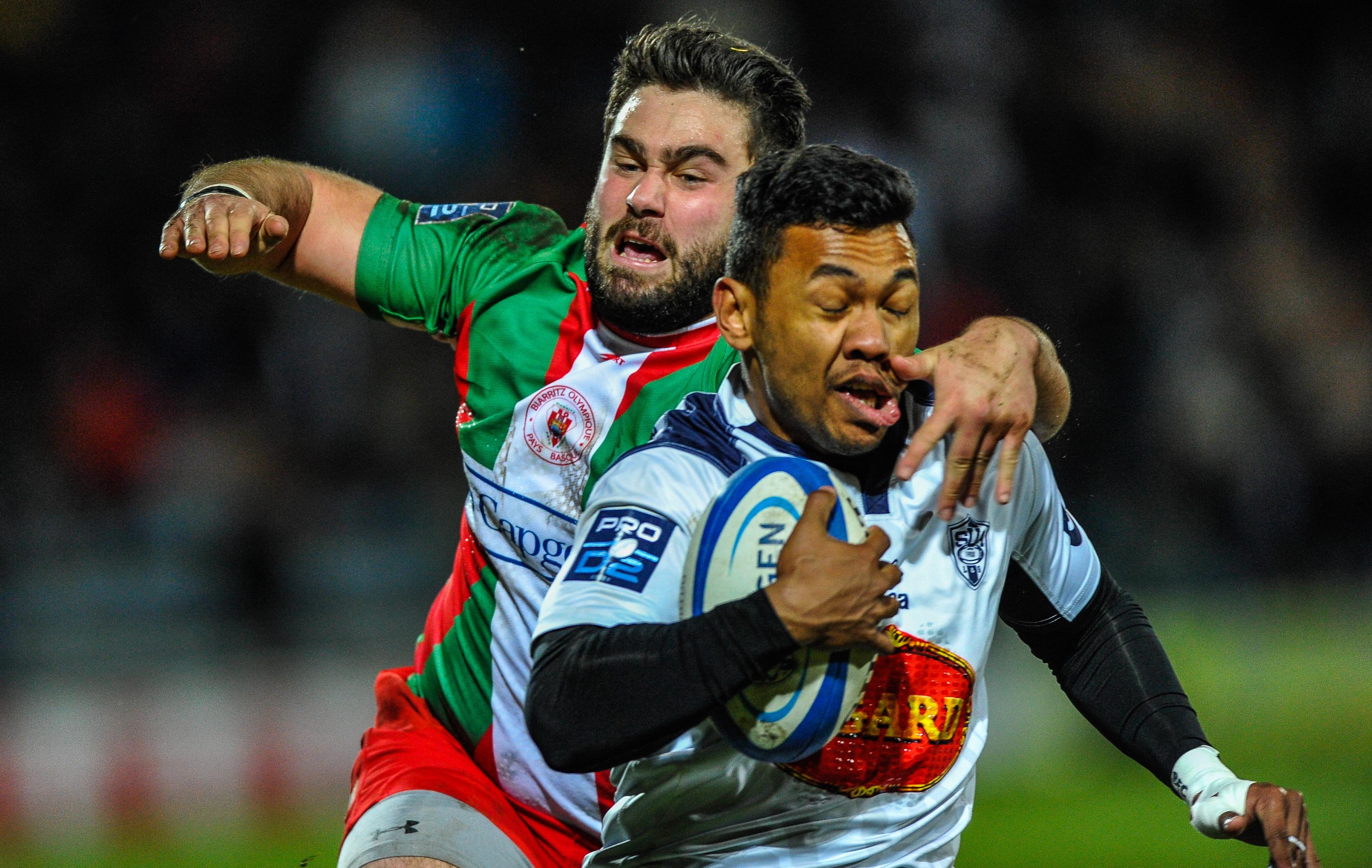 Rugby - Pro D2 - Pro D2 : Mont-de-Marsan s'installe, Biarritz replonge