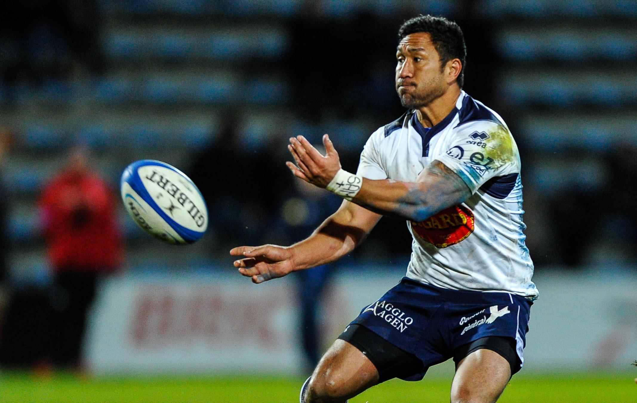 Rugby - Pro D2 - Pro D2 : Narbonne et Dax se donnent de l'air, Agen coule
