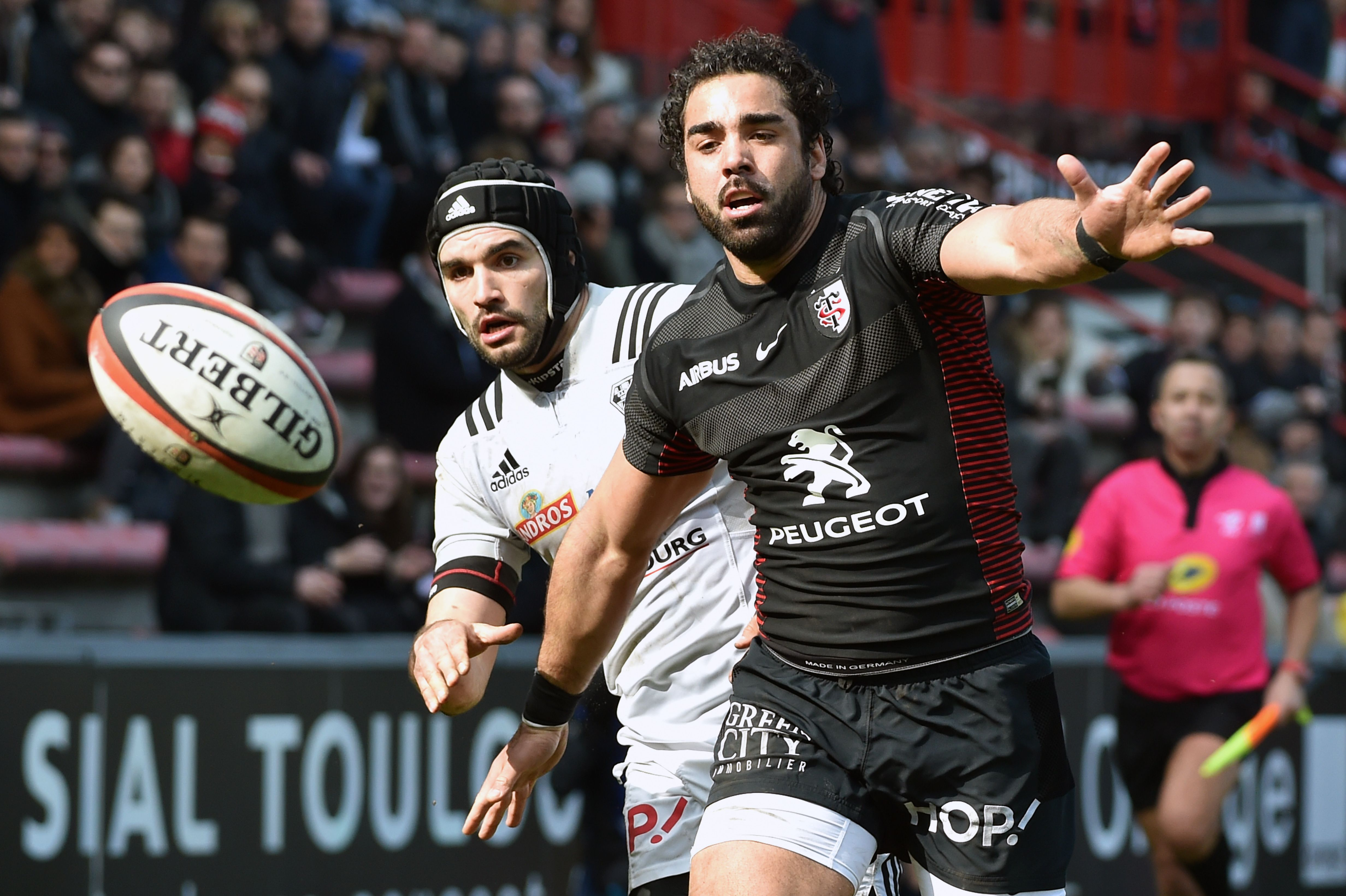 Rugby - Top 14 - A Toulouse, l'audace paie