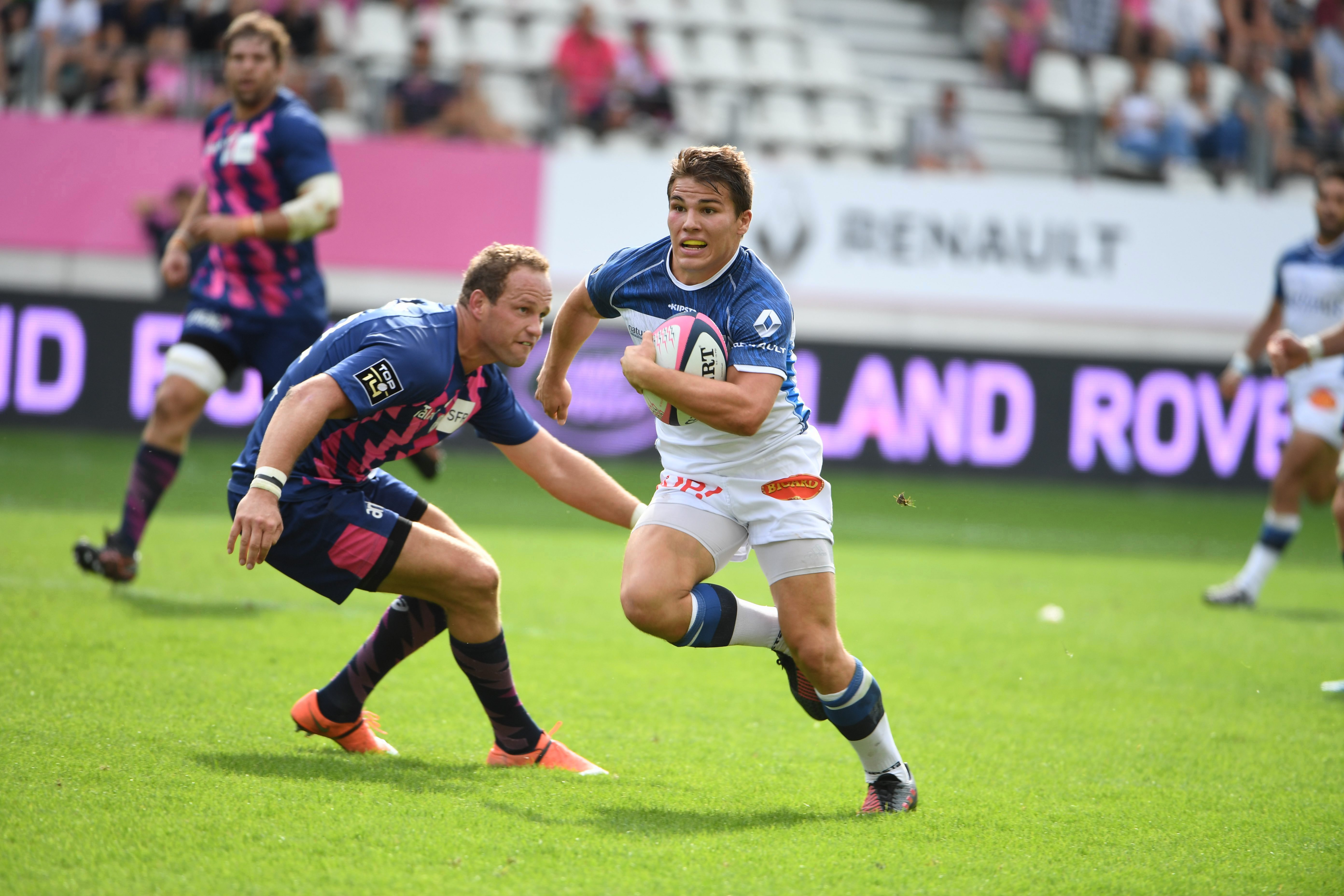 Rugby - Top 14 - Antoine Dupont, ascension programmée jusqu'au XV de France
