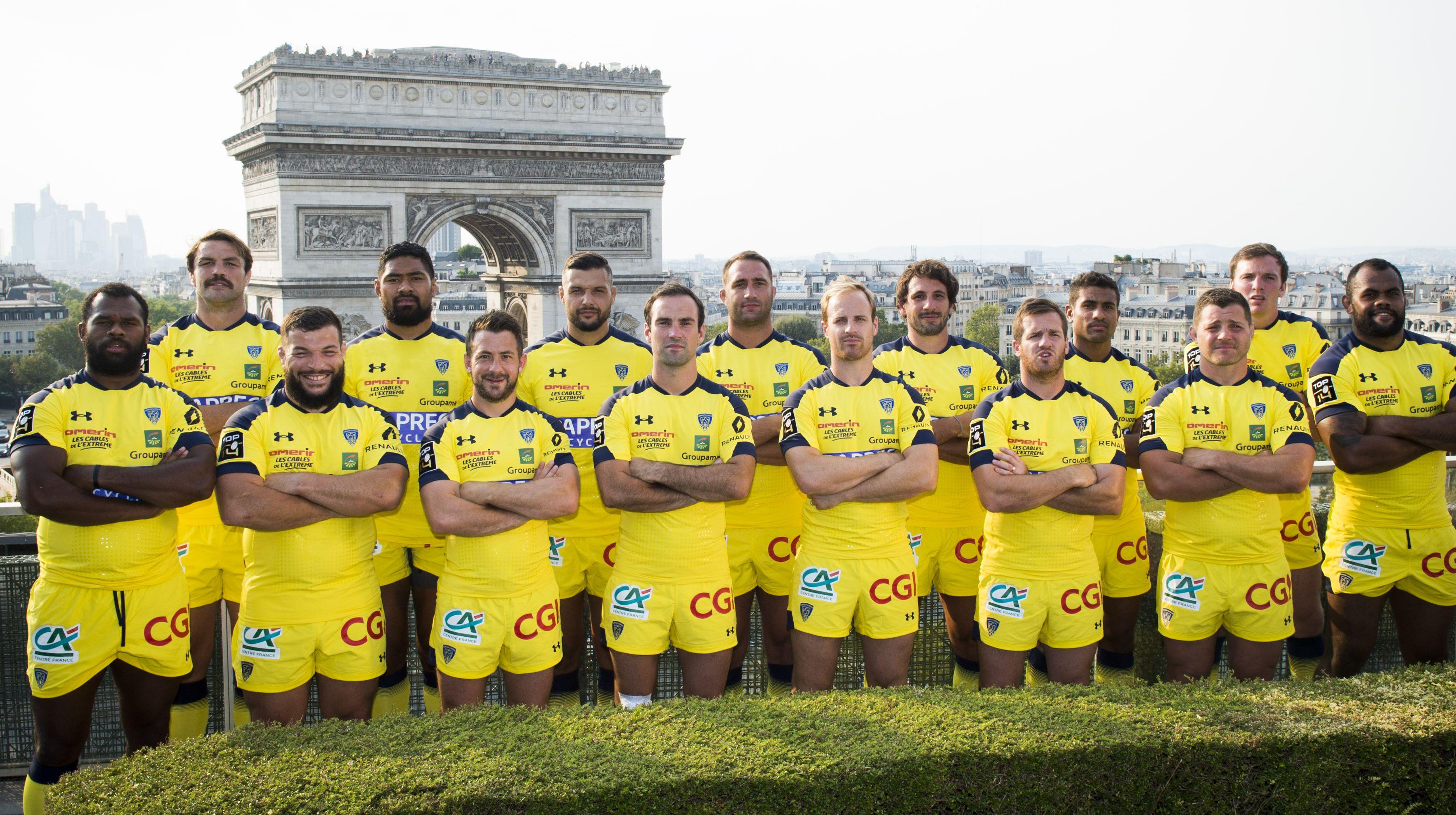 Rugby - Top 14 - Après une saison ratée, Clermont a un blason à redorer