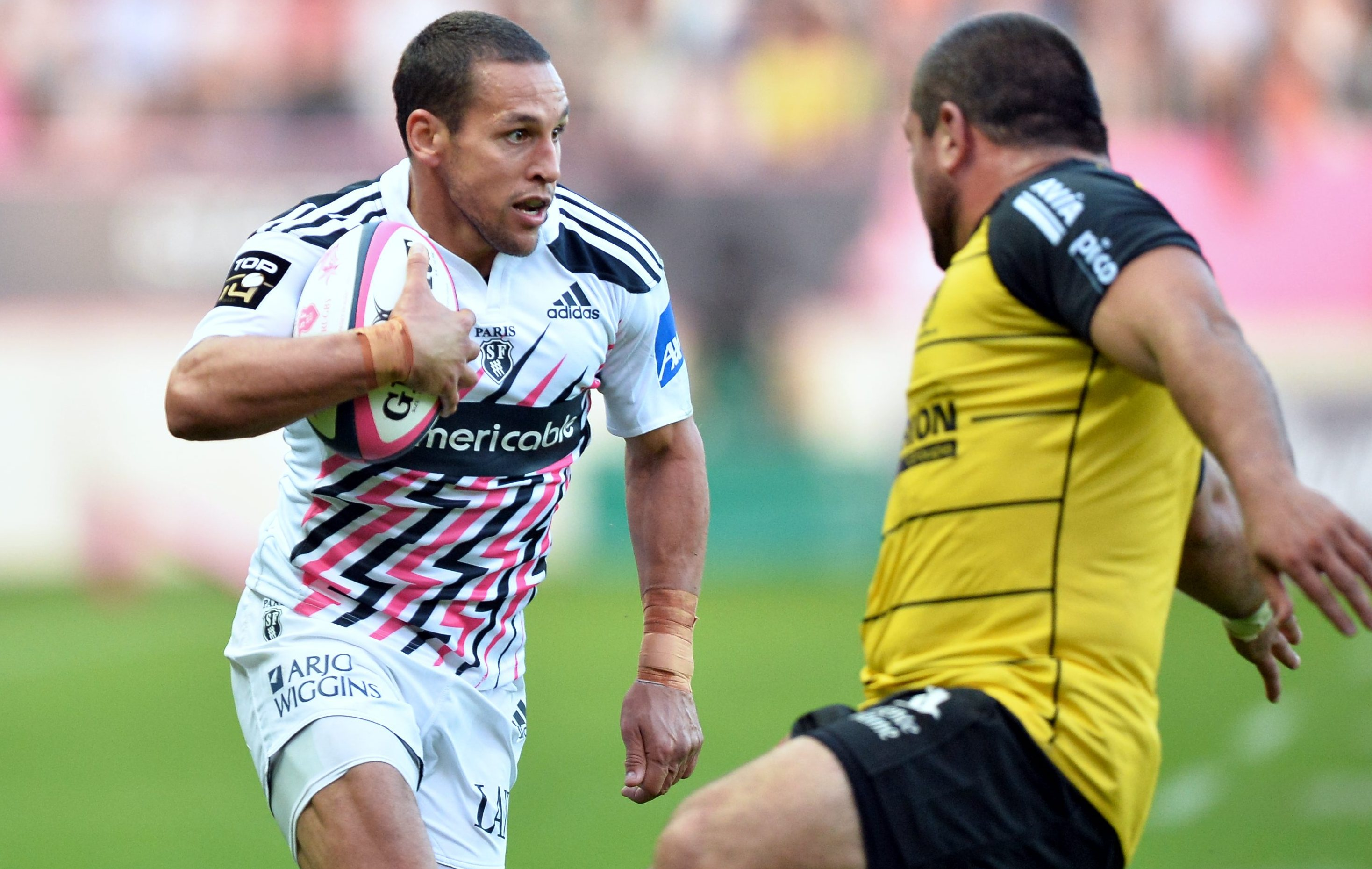 Rugby - Top 14 - Arias court toujours