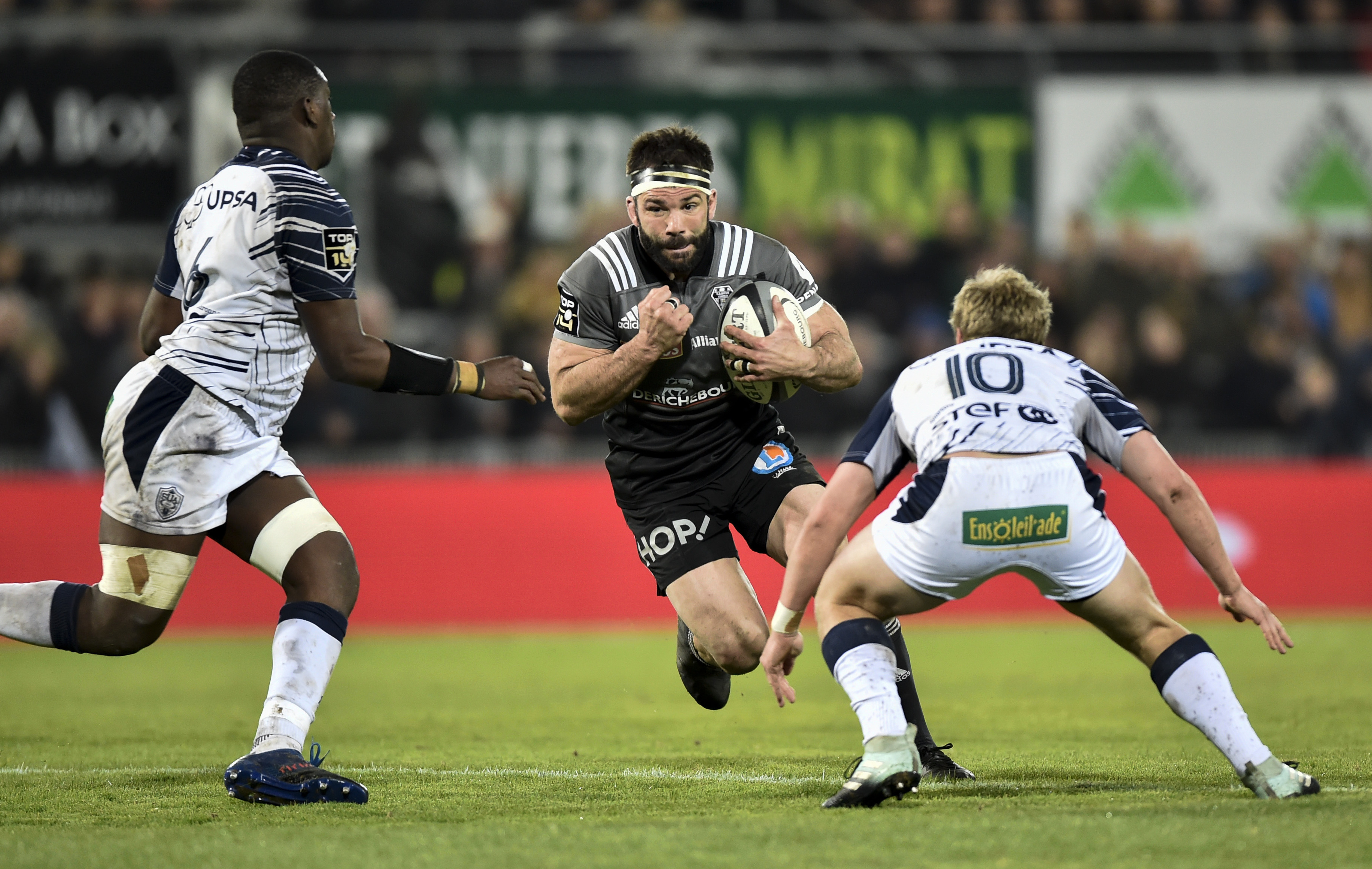 Rugby - Top 14 - Arnaud Mignardi ne portera plus le maillot de Brive