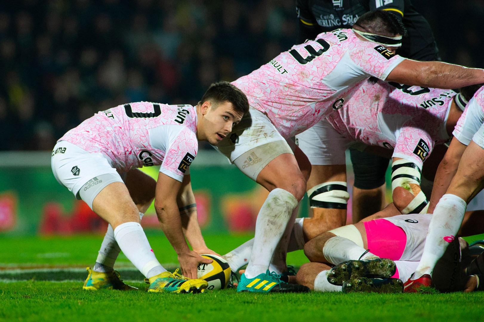 Rugby - Top 14 - Arthur Coville (Stade Français) : «Le moindre faux-pas à domicile peut nous être fatal»