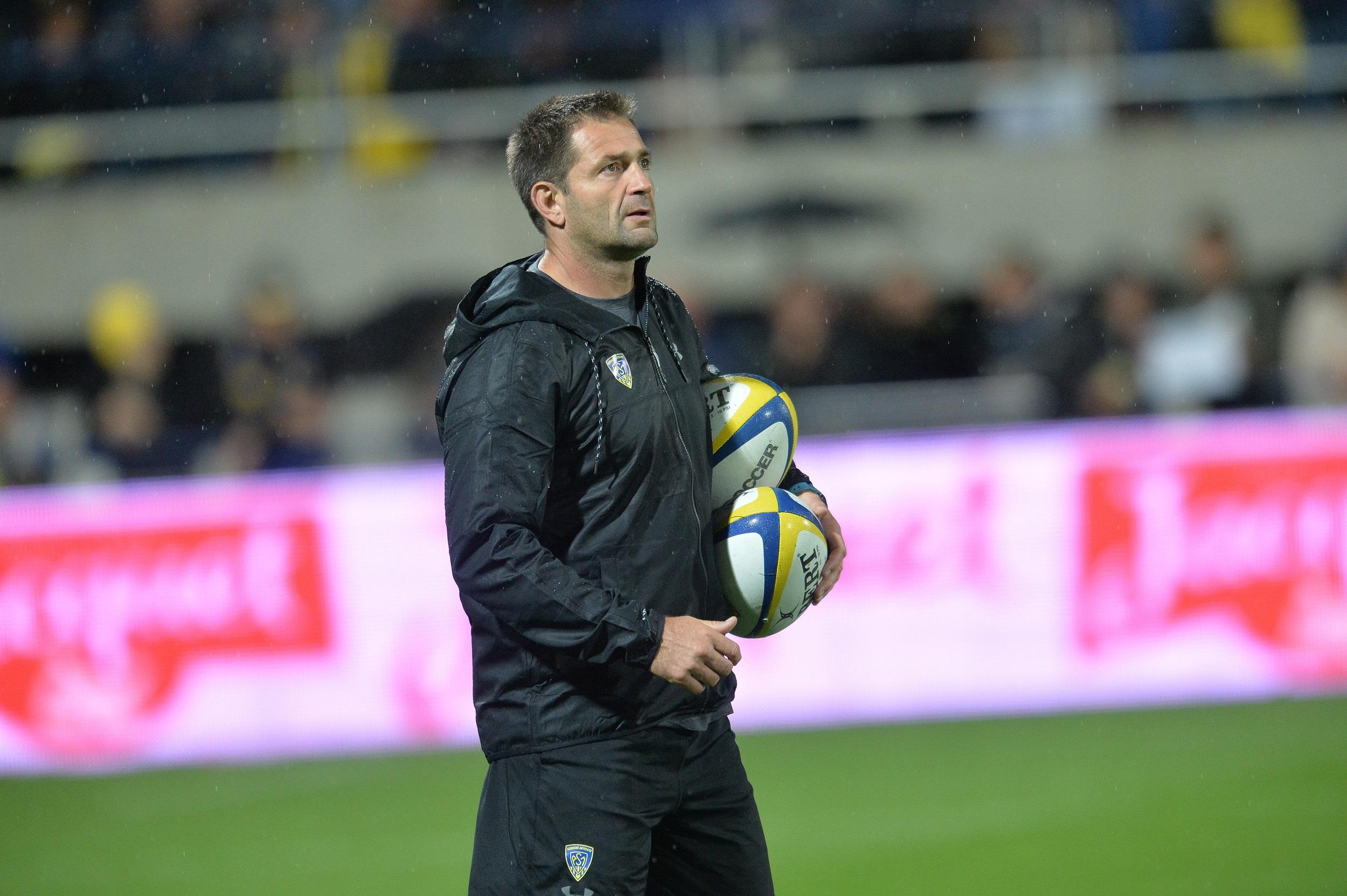Rugby - Top 14 - Azéma : «Clermont a forcément un esprit revanchard»