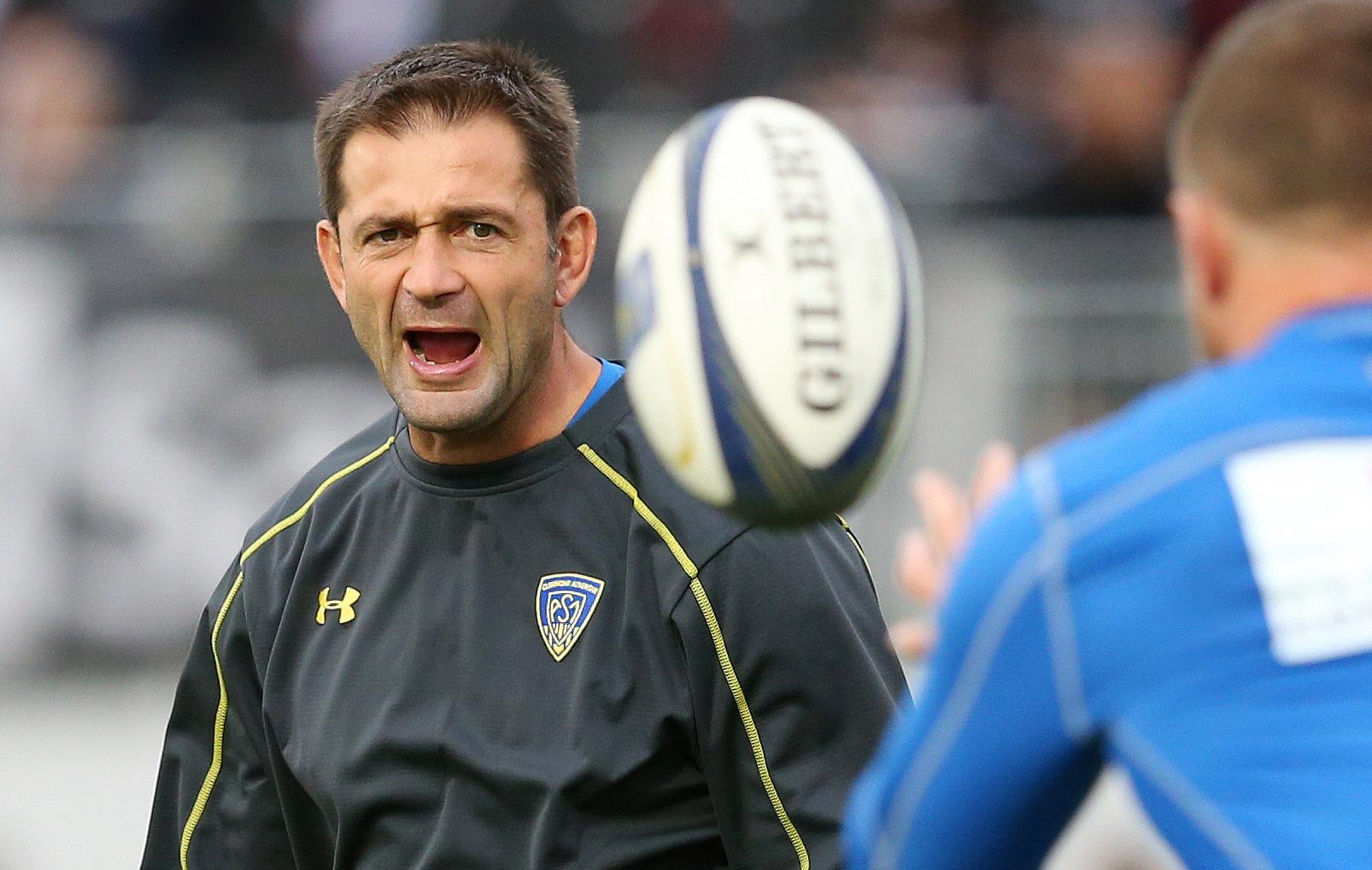 Rugby - Top 14 - Azéma : «Soit on est faibles, soit on reprend les rênes»