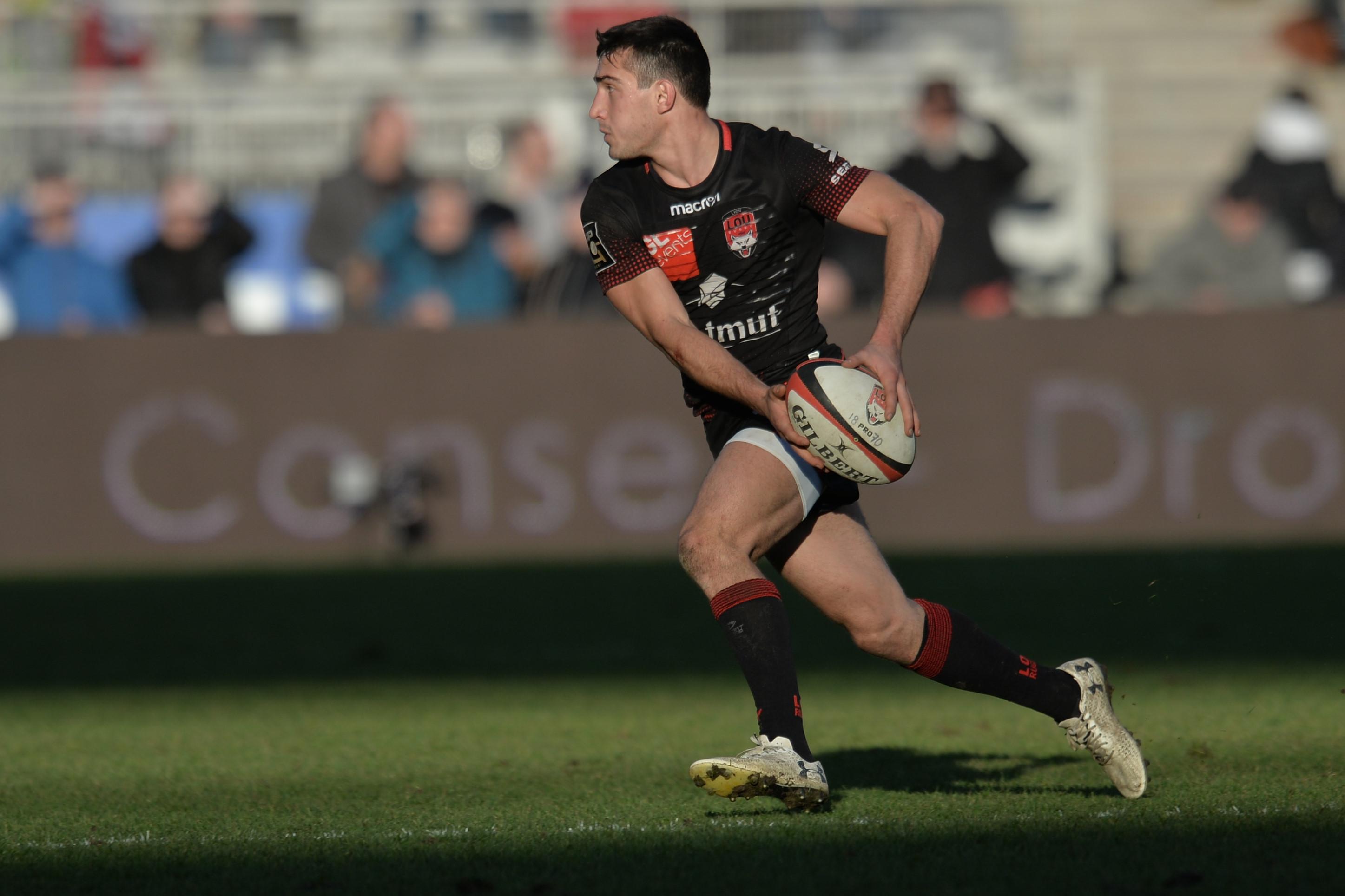 Rugby - Top 14 - Baptiste Couilloud au Figaro : «Le Lou n'est plus très loin des meilleurs»