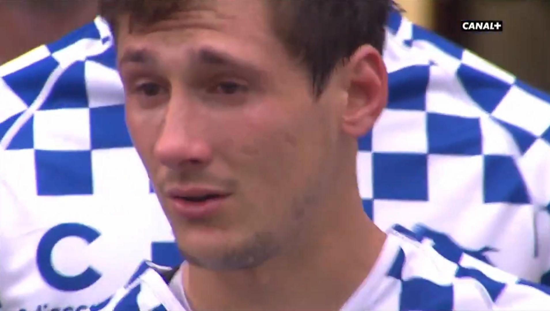 Rugby - Top 14 - Baptiste Serin en larmes pour son dernier match à Bordeaux