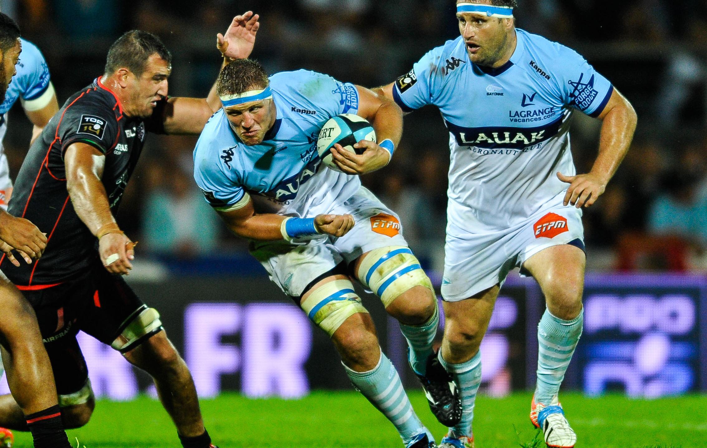 Rugby - Top 14 - Bayonne et le plafond de verre