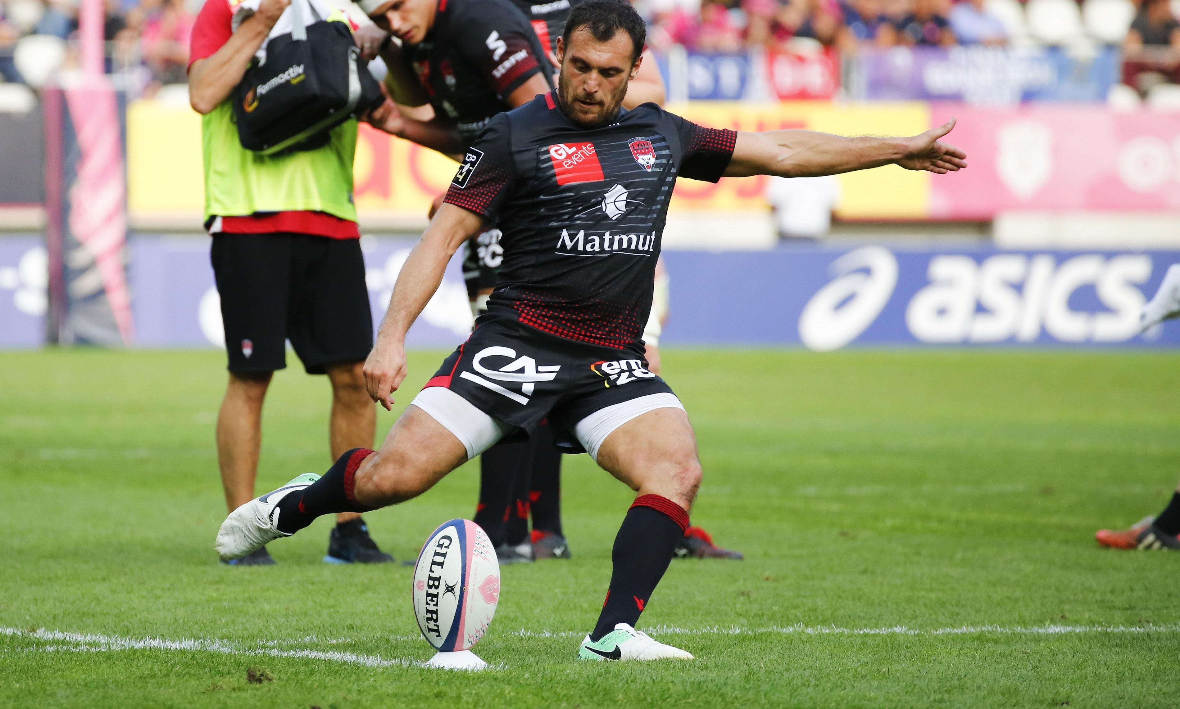 Rugby - Top 14 - Beauxis, à la recherche du temps perdu