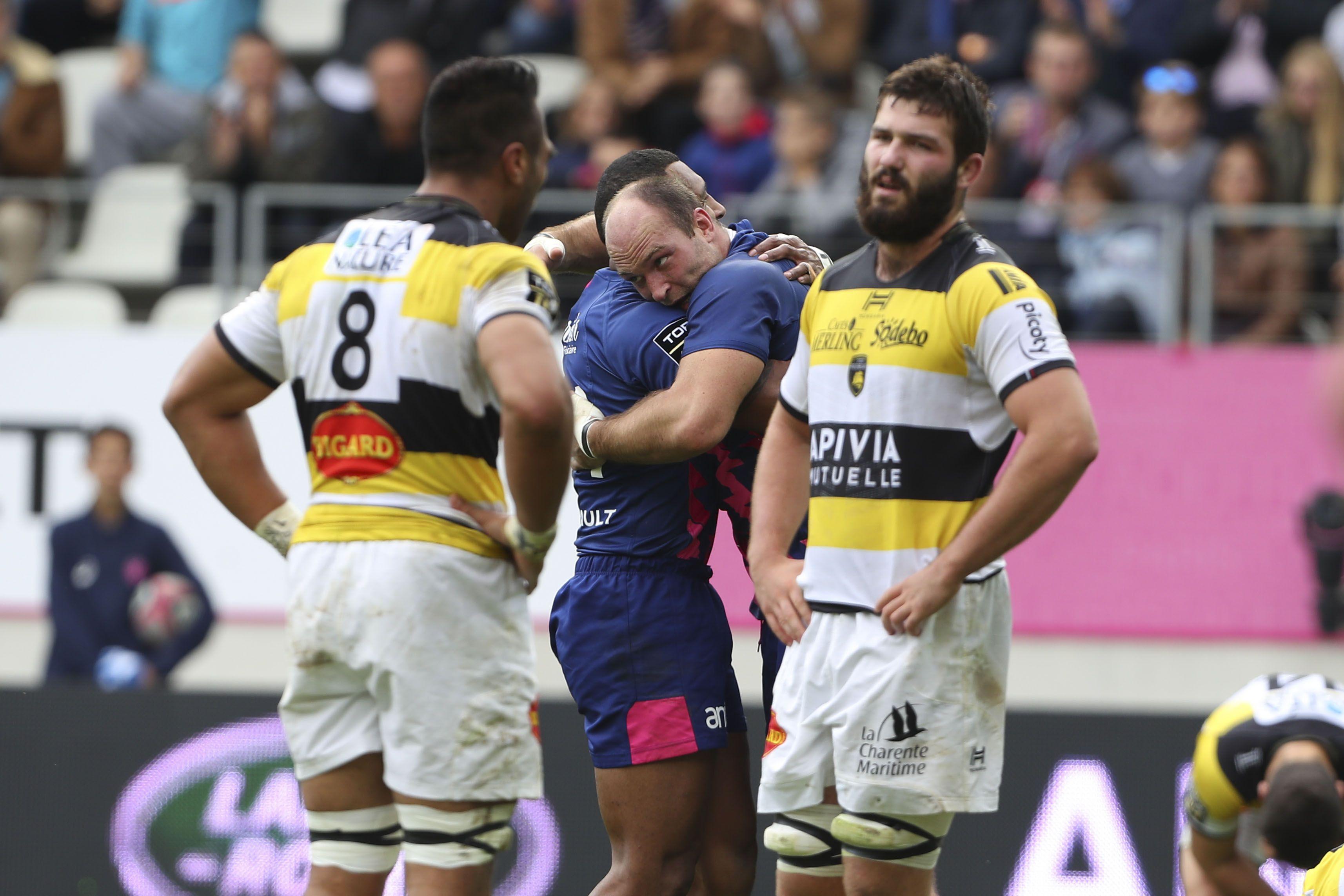 Rugby - Top 14 - Burban : «Un sacré ouf de soulagement»
