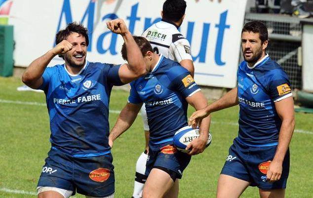 Rugby - Top 14 - Castres sauvé, Bayonne en grand danger