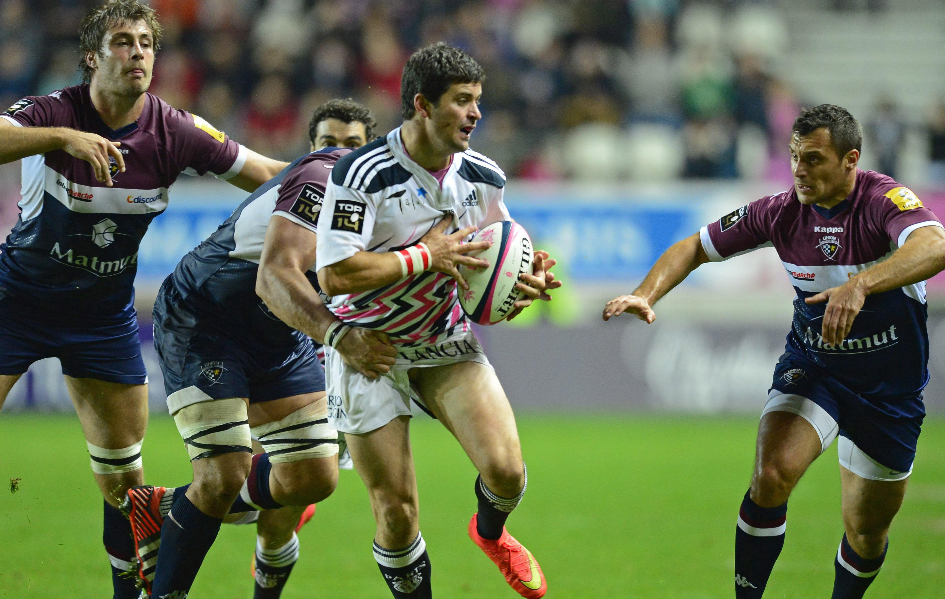 Rugby - Top 14 - Chocs d'ambitieux et matches de la peur