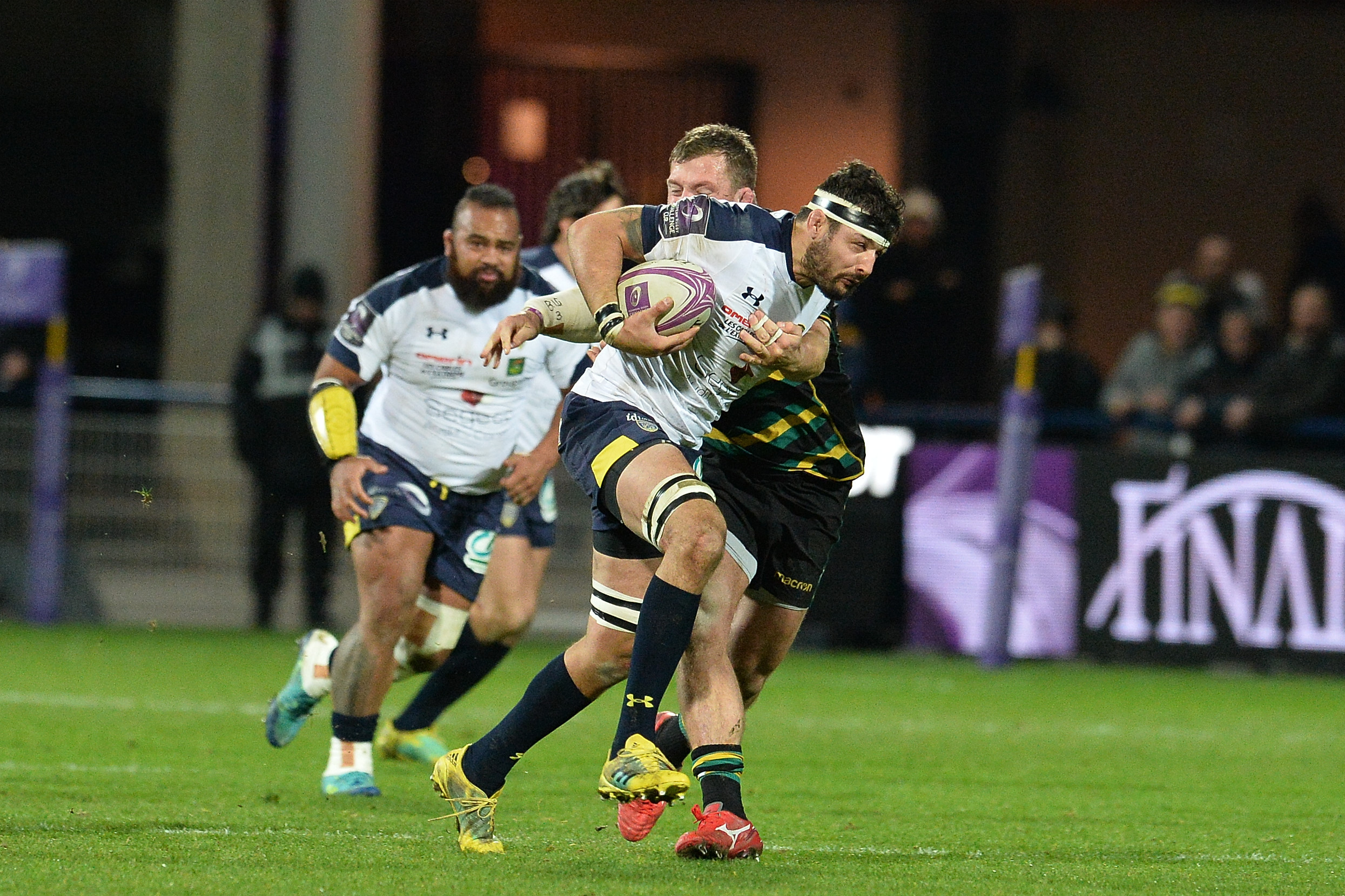 Rugby - Top 14 - Chouly : «Si on peut éliminer Montpellier, ce sera une très bonne chose»