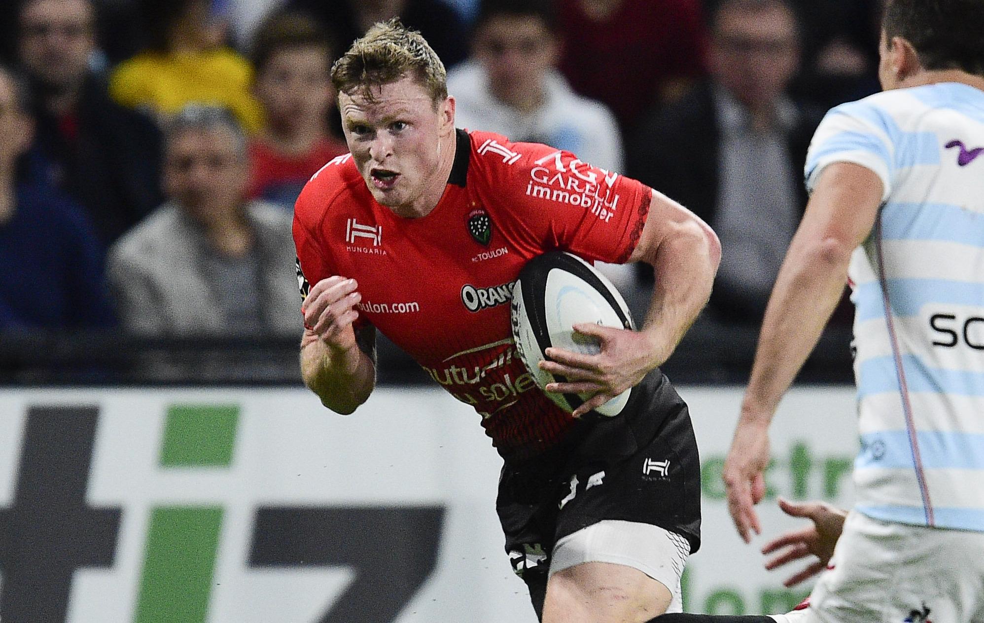 Rugby - Top 14 - Chris Ashton, la machine à marquer du RC Toulon