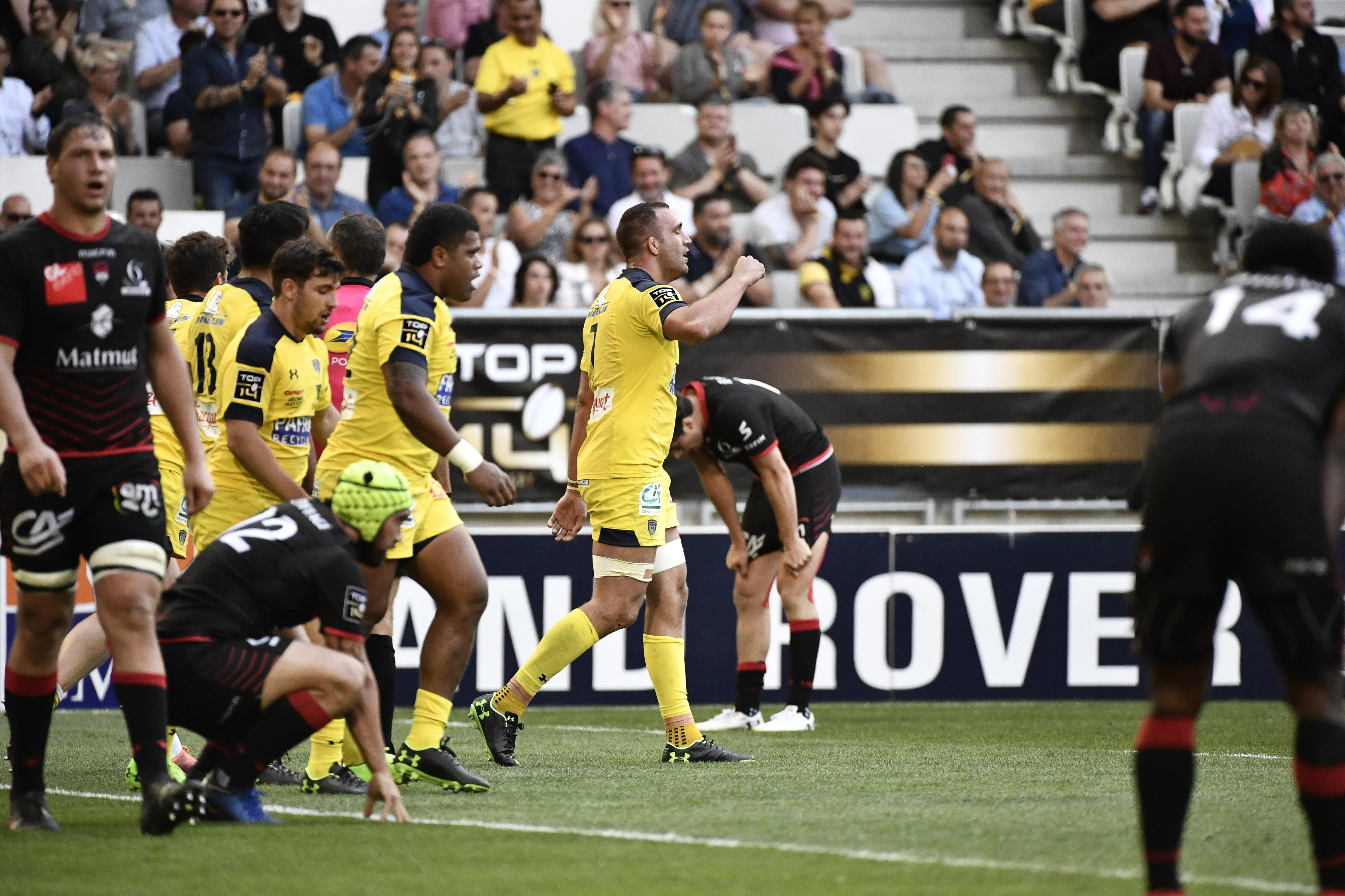 Rugby - Top 14 - Clermont désormais en quête d'un premier doublé