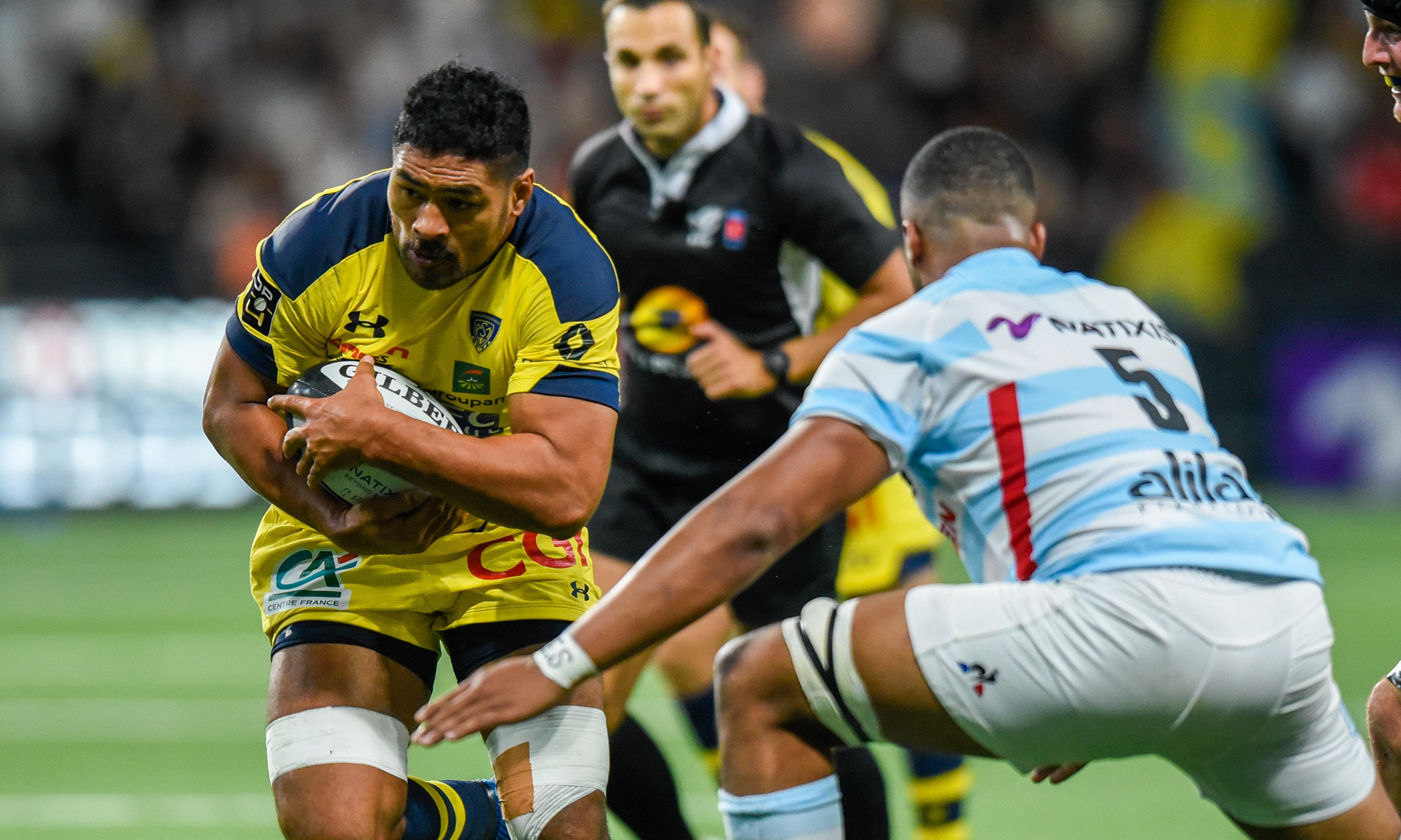 Rugby - Top 14 - Clermont : Fritz Lee, plus qu'un capitaine remplaçant