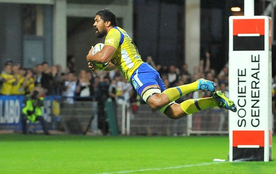 Rugby - Top 14 - Clermont patron, Castres pas trop