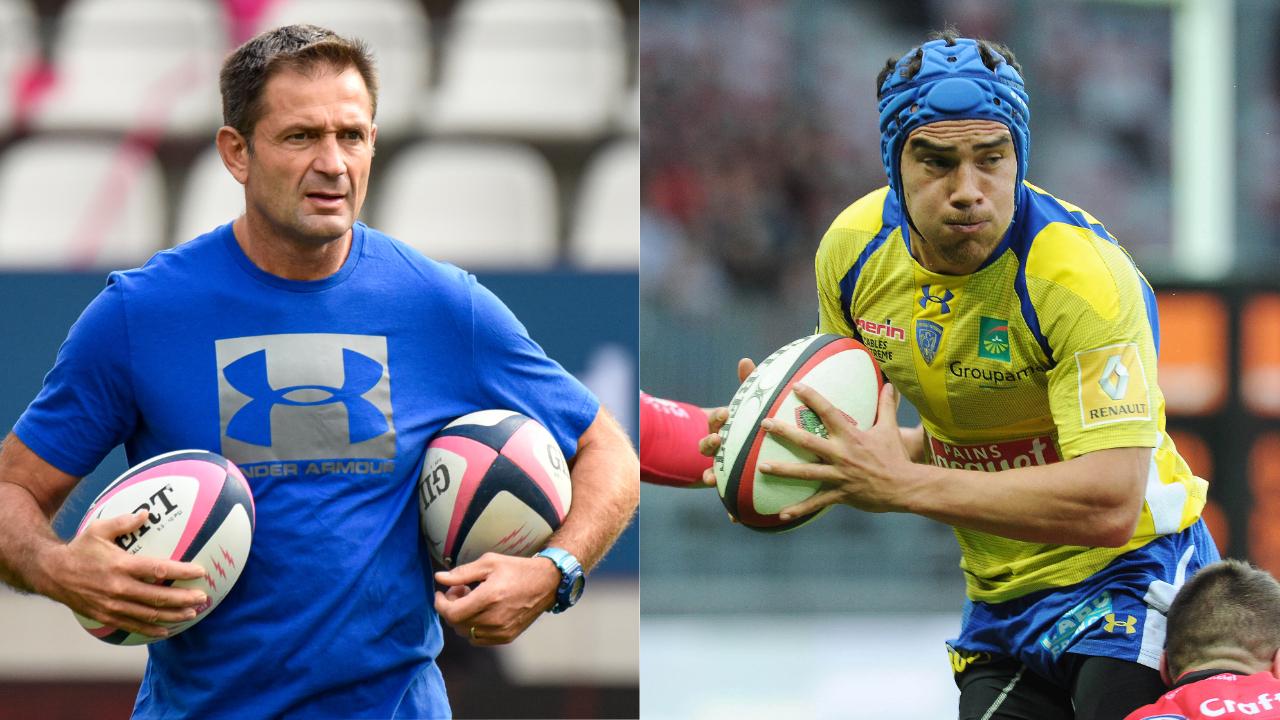 Rugby - Top 14 - Clermont réorganise son staff : Azéma prend de la hauteur, Stanley arrive