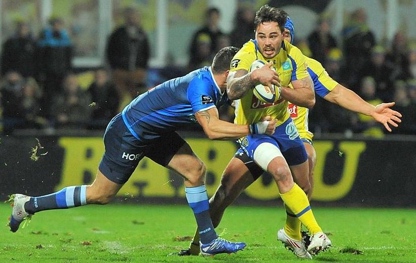 Rugby - Top 14 - Clermont s'arrache contre Castres
